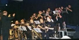 THE MILLENNIUM JAZZ ORCHESTRA