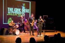THE ERIC INEKE JAZZXPRESS